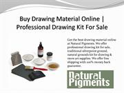 Professional Drawing Kit For Sale | Buy Drawing Material Online