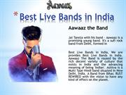 Best Live Bands in India | Top 10 Top Best Live Bands in India