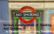 Serious Consequences of Smoking And Drinking