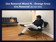 Lice Treatment Center Miami