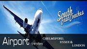 Airport Transfers Services in Chelmsford, Essex and London