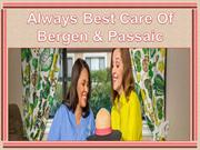 Senior Home Care Services Passaic County