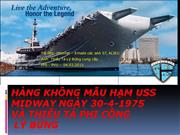 VNAF Colonell LY BUNG - USS Midway