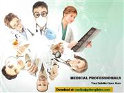 MEDICAL PROFESSIONALS Powerpoint Templat