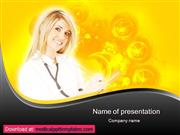 Medical science Powerpoint Template