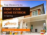 Residential Painters in Toronto – Improve the Value of Your Home