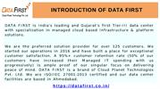 Data Centre Management Company in Ahmedabad, Data Centres in Ahmedabad