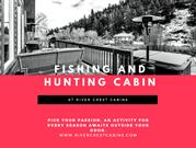 south fork colorado fishing and hunting cabin