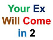 With this Ex back spell you can get your Ex back in 2 minutes with 100