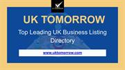 Free UK Business Listing Directory