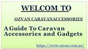 Find the Caravan Parts & Accessories