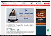 How to apply for Quebec PNP Program For Canada In 2019