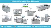 Pharmaceutical Packaging Machineries