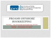The Offshore Bookkeeping Option