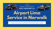 Airport Limo Service in Norwalk - Baba Limo