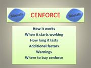 Cenforce 25 (Sildenafil) | Sildenafil 25 mg reviews atGenmedicare
