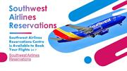 Southwest Airlines Reservations Center is Available to Book Flights
