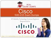 Cisco 500-215 Exam Questions - Free 3 Months Updates