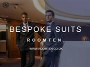 Wear what 'suits' you - Bespoke suits | Roomten London