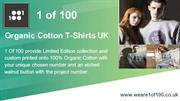 Buy 100% Organic Cotton T-Shirts in the UK - 1 of 100