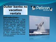 outer banks nc vacation rentals