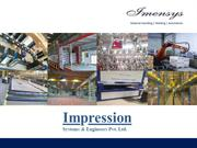 Impression Systems - Automation & Robotics