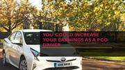 You Could Increase Your Earnings as a PCO Driver