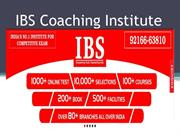 IBS Coaching Institute