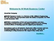 Business Centres in Mumbai