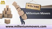 High-Rated Moving Company in Durham Region – Millenium Movers