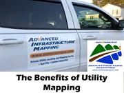 The Benefits of Utility Mapping