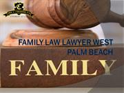 family law attorney west plam beach