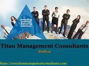 Management Consulting Firms in Dubai