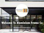 Welcome To Aluminium Frame Co