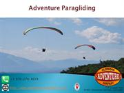 Paragliding in Glenwood Springs | Adventure Paragliding - Colorado