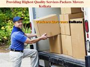Providing Highest Quality Services-Packers Movers Kolkata