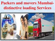 Packers and movers Mumbai- distinctive loading Services-converted