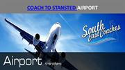 Coach Hire to Stansted Airport | South East Coaches
