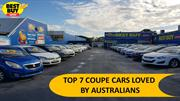 7 Top Used Coupe Cars Highly Desired In Australia