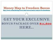 Money Map to Freedom Review | Bonus