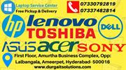 Lenovo Laptop Service Center in Ameerpet, Hyderabad