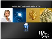 New FDI Voice & FDI Mobile Presentation