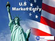 U.S Market Entry | Global Market Entry services