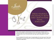Dress Yourself like Royalty with June's Birthstone: Pearl Jewellery