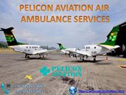 Book Low-Fare Air Ambulance Service from Patna to Delhi