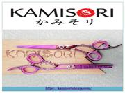 Find Suitable haircutting Scissors and enhance the your look