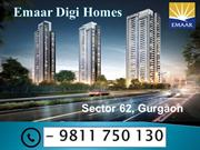 Emaar digi homes Sector 62 - Emaar Digi Homes Gurgaon