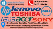 Lenovo Laptop Service Center in Kukatpally, Madhapur, Hyderabad
