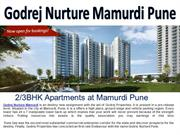 Godrej Nurture at Mamurdi, Pune by Godrej Properties Limited