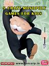 5 Crazy Monopoly Games for Kids